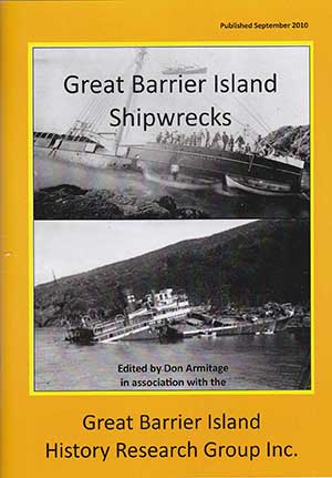 Great Barrier Island Shipwrecks